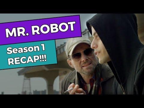 Mr. Robot - Season 1 RECAP!!!