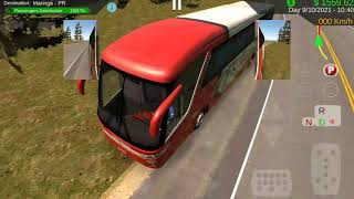 Heavy Bus Simulator (by Dynamic Games Entertainmento Ltda) Android Gameplay [HD] (Dena) Gaming Video screenshot 4