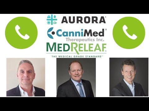Aurora stock Fourth Quarter 2018 Investor Conference call on September 25, 2018