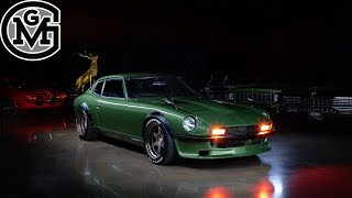 Fast N Loud'S 1975 Datsun 280z - Gas Monkey Garage - Autofocus Ep002