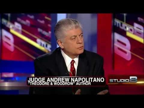 Judge Napolitano 'What Were FBI Agents Doing Monitoring Petraeus' Private Emails'