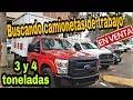 CAMIONETAS FORD RAM 3 y 4 toneladas REDILAS CAJA SECA GANADERAS DONDE COMPRAR trucks f350 f450