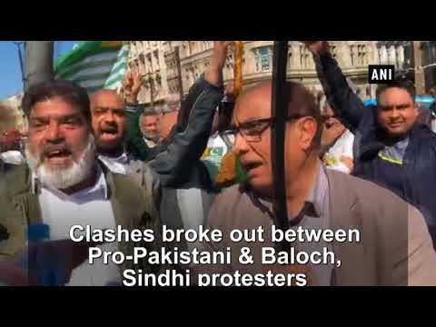 Pakistani proxies try to sabotage Sindhi Baloch Forum's peaceful rally