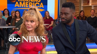 Charo, Keo Motsepe speak out after 'DWTS' elimination
