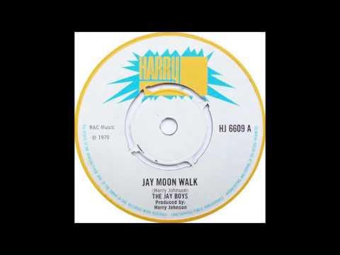 Harry J.  All Stars - Jay Moon Walk