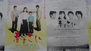 春よこい haru yo koi 希少(出回りが少ない) 映画チラシ 【映画鑑賞&グ...