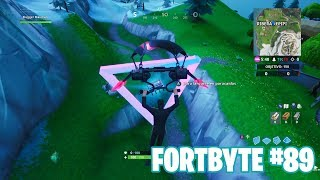 Fortnite Battle Royale ? Fortbyte Challenges How to get the Fortbyte #89