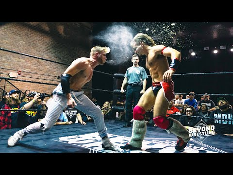 Check This!: Orange Cassidy vs. WARHORSE (Beyond Wrestling)