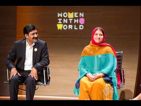 Malala's parents on raising a Nobel Peace Prize winner
