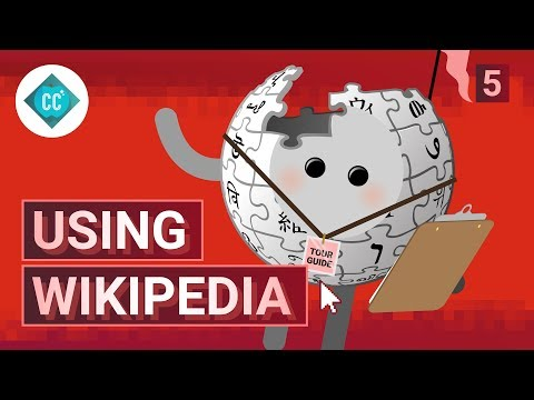 Using Wikipedia: Crash Course Navigating Digital Information #5