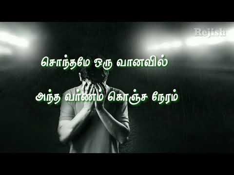 Ooratherunjukitten Evergreen Rajini Sad Song/Tamil What's App Status