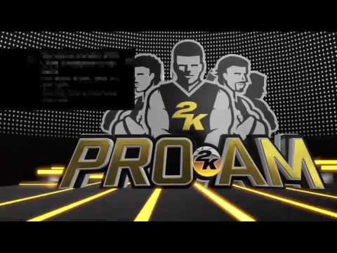 NBA 2K16 ProAm - Machete vs Latin Warriors