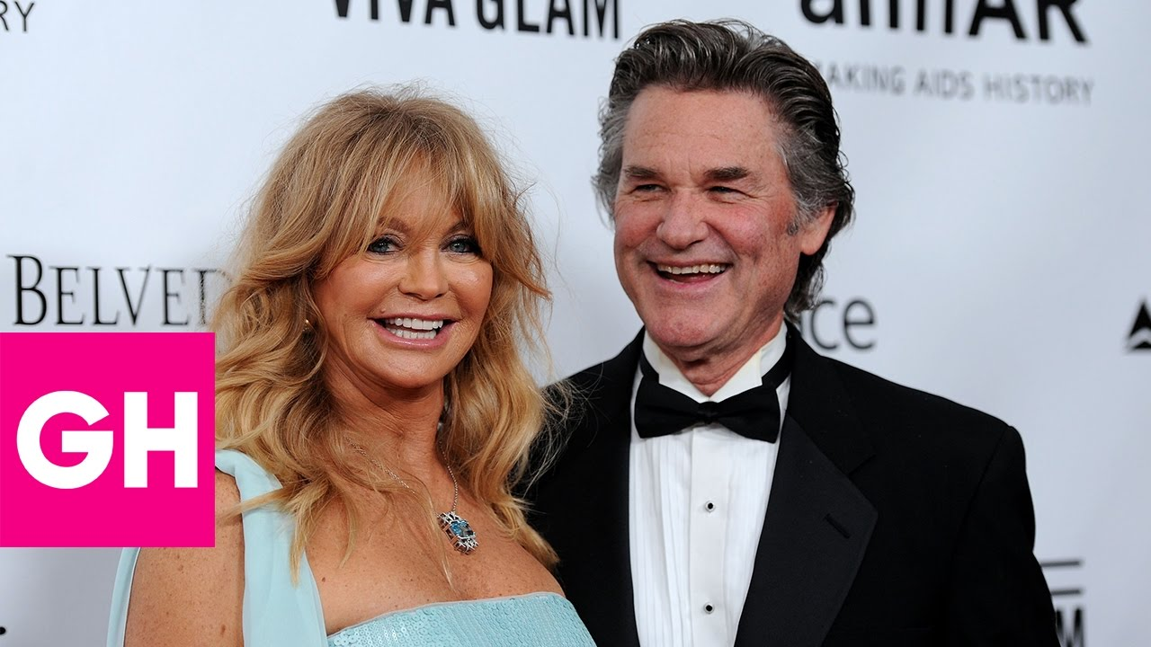 Goldie Hawn Shares the...