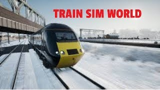TRAIN SIM WORLD XBOX ONE! HOW NOT TO DRIVE A TRAIN !!!