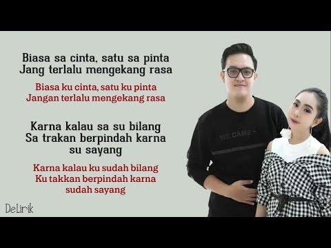 Karna Su Sayang - Aviwkila Cover (Lirik lagu dan artinya)