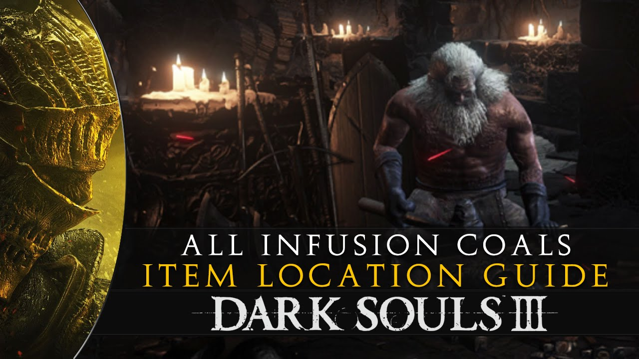 Dark souls all infusion coals location guide youtube