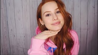 answering your burning questions: getting personal | Madelaine Petsch