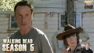The Walking Dead Season 5 Episode 12 - Remember Review