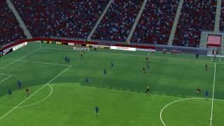 Man Utd mot Chelsea - 60 minutter