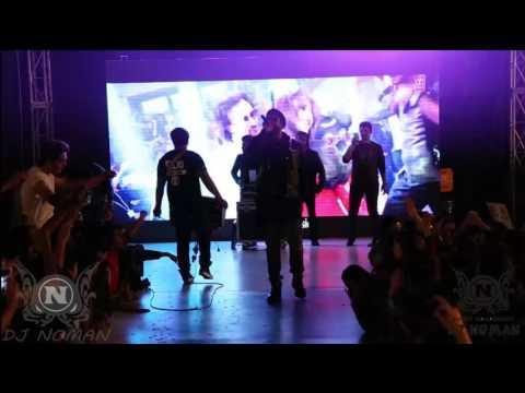 Tamanche Pe Disco Live RDB & Dj Noman
