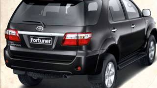 Toyota Fortuner Model, Specification, Exterior & Interior Appearance