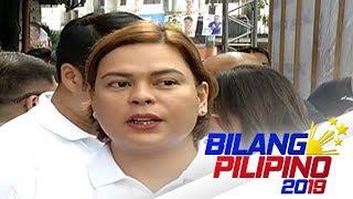Mayor Sara Duterte, nanawagan sa Otso Diretso na gawing pormal ang hamon na debate