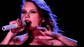 Taylor Swift - Enchanted HD (Live in Philly: Speak Now Tour 2011)