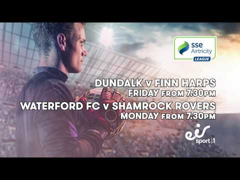 Airtricity League double header LIVE this weekend