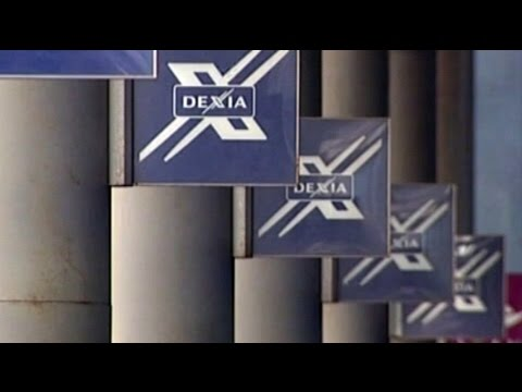 Dexia dragged down by Greek debt worries