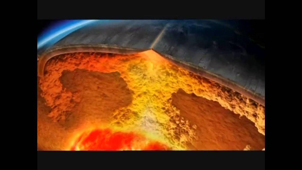 Plate Tectonics Cartoon