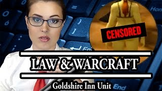 SEX UNDERGROUND OF WARCRAFT - AN UNDERCOVER INVESTIGATION INTO GOLDSHIRE INN