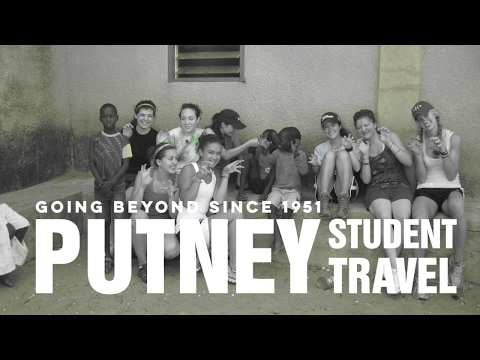 Community Service with Putney Student Travel in Senegal pt. 2