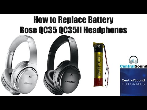Bose QC35 QC35II