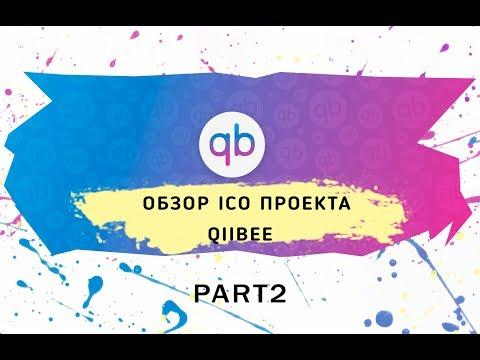 Обзор ICO проекта Qiibee Part2