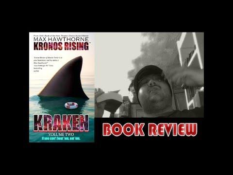 Kronos Rising: Kraken Vol. 2 Creature Book Review - Horror Show Entertainment