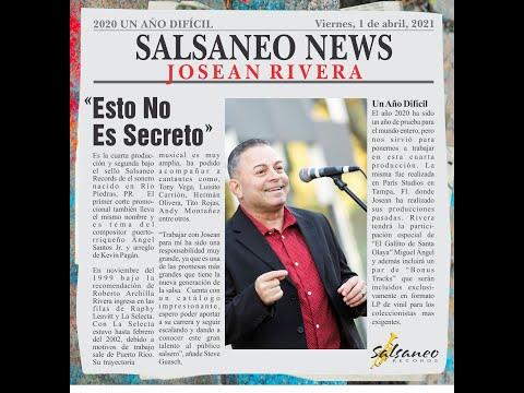 """Esto No Es Secreto"" New Release by Josean Rivera"