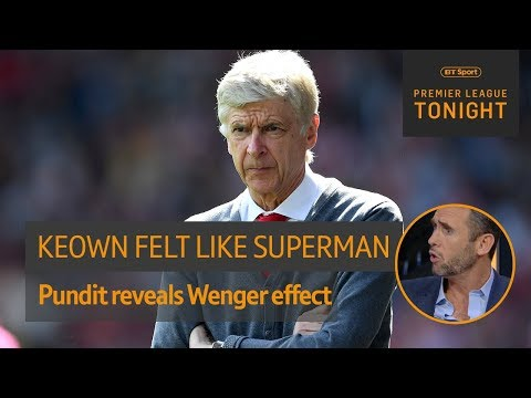 How Arsene Wenger made Arsenal players feel like 'Superman' | Premier League Tonight