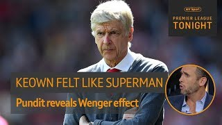 Martin Keown: How Arsene Wenger made me feel like 'Superman' | Premier League Tonight