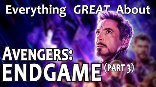 Download Everything GREAT About Avengers: Endgame! (Part 3) Mp3 and Videos