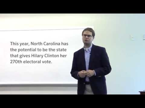 An Election Preview with Tom Jensen of Public Policy Polling - September 2016