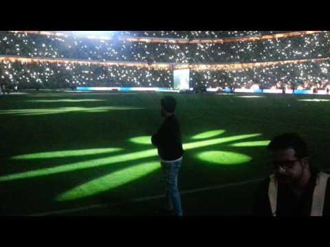 Saudi stadium