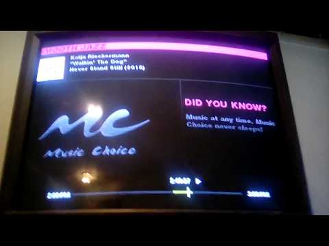 Music Choice Smooth Jazz March 23,2017