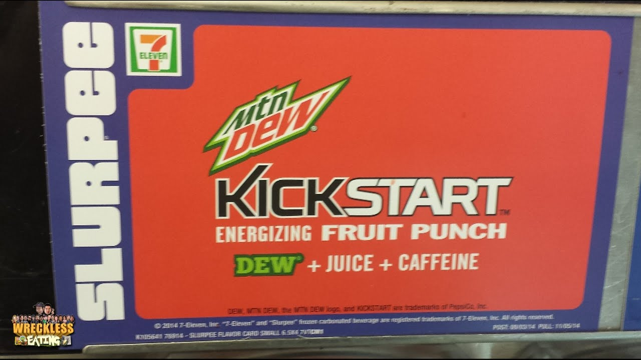 Image Gallery mountain dew slurpee