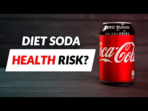 Is diet soda BAD for you? Are there HEALTH RISKS?