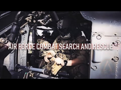 COMBAT SEARCH AND RESCUE • THAT OTHERS MAY LIVE (2020)