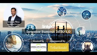 """""""Scaling Growth and profitability"""" ,at Linked Ventures Investor Summit"""