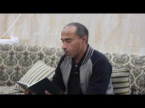 تأملات قرآنية - 1 - سورة الأنعام 102 - 107  | حلمي العلق - القارئ الأستاذ علي الخباز