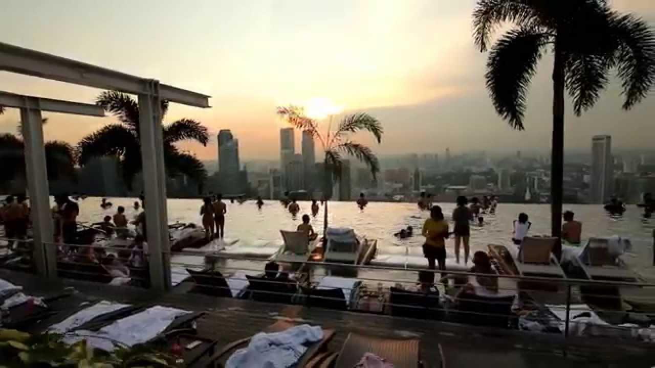 Marina Bay Sands Singapore / Singapur 2014   Sentosa, Botanic Garden And  More   Glidecam HD 2000   YouTube