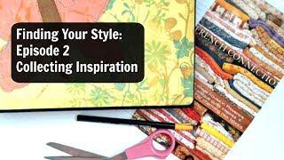 Art Journaling Process Video: Junk Journal Flip Through: Journal With Me