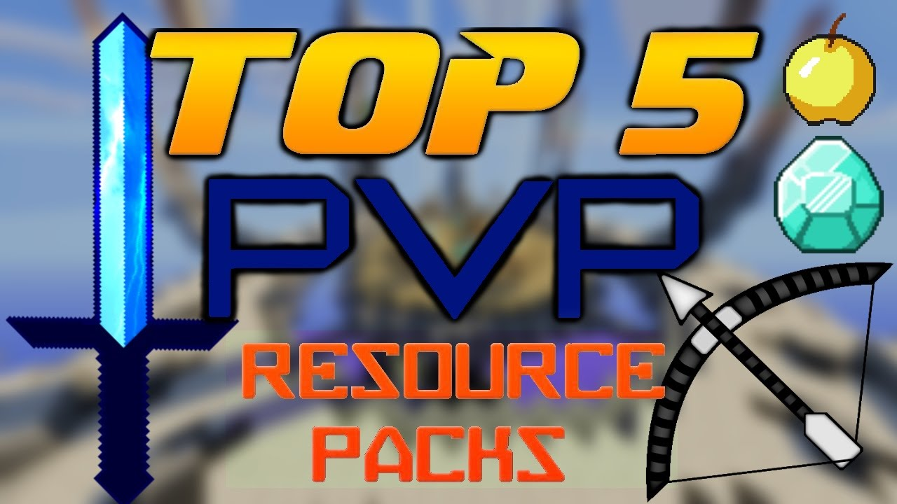 Top 5 Minecraft Pvp Texture Packs For 1 9 1 10 Best